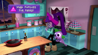 Twilight and Spike in the kitchen EGM2