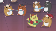 Hamsters continue feuding EG2