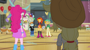 Sunset Shimmer keeping up appearances EG