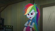 """Rainbow """"she's getting a little too caught up trying to be"""" EG2"""