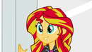 "Sunset Shimmer ""I may have an idea"" EG2"