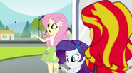 """Fluttershy """"It only comes out when we play music"""" EG2"""