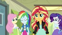 "Rainbow Dash ""she'd never do that"" EG3"