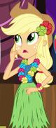 Applejack hula skirt ID EG2