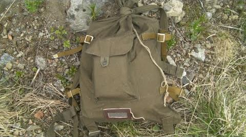 Russian military Veshmeshok rucksack review