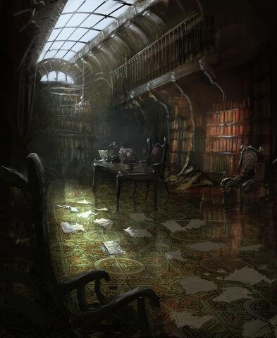 File:Library by daRoz.jpg