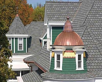 Mayor's Roof