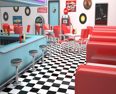 Diner (Inside)
