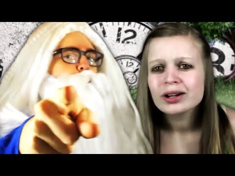 Mother Nature vs Father Time - Epic Rap Battle Parodies Season 2