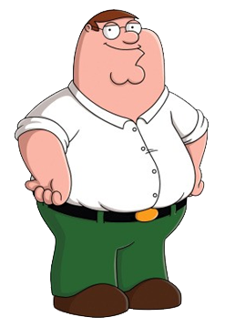 Peter Griffin Based On