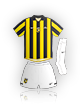 SBV Vitesse Home Kit 2014-15