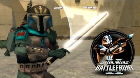 Star Wars Battlefront II Mods (PC) HD DEV's Side Mod - Bespin Mandalorians