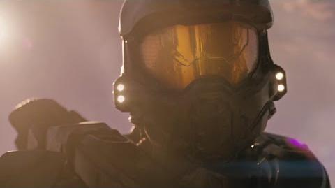 Halo 5 - Master Chief Trailer (Halo 5 Guardians)