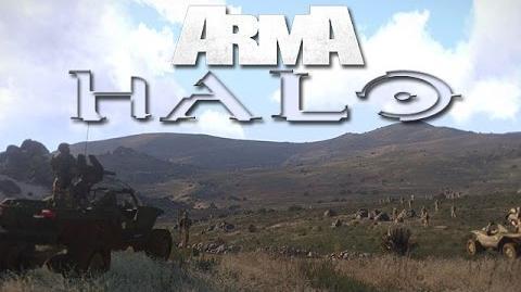 ARMA 3 - The Eridanus Insurrection (Halo Mod) Gameplay Showcase