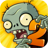 Plants Vs. Zombies™ 2 It's About Time Icon (Versions 2.7 to 2.8.3)