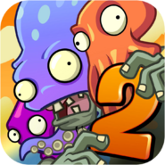 Plants Vs. Zombies™ 2 It's About Time Icon (Versions 3.0.1)