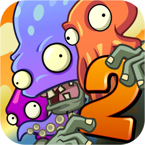 File:Plants Vs. Zombies™ 2 It's About Time Icon (Versions 3.0.1).png