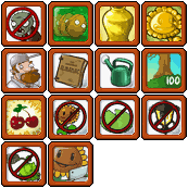 PvZDS Achievement Icons Sprite Sheet
