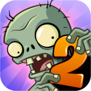 Plants Vs. Zombies™ 2 It's About Time Icon (Versions 2.3)