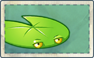 Lily Pad (Old PVZAS Design) Seed Packet