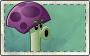 Scaredy-shroom (Old PVZAS Design) Seed Packet