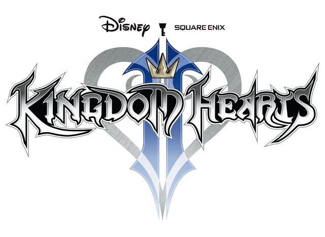 Archivo:Logo Kingdom Hearts 2.jpg
