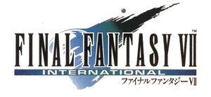 Logo Final Fantasy VII International