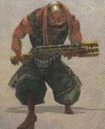 Ladrón Bangaa FFXII