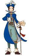 Humano Mago Azul FFTA2