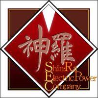 Logo de shinra en ff7