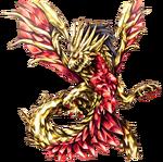Shinryu dorado