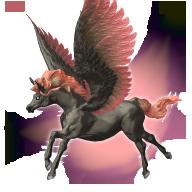 Black Pegasus (XIV)