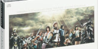Dissidia 012 Final Fantasy Original Soundtrack