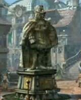 Estatua Cid Faboule VIII
