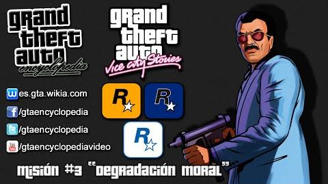 GTA Vice City Stories 03 - Conduct Unbecoming
