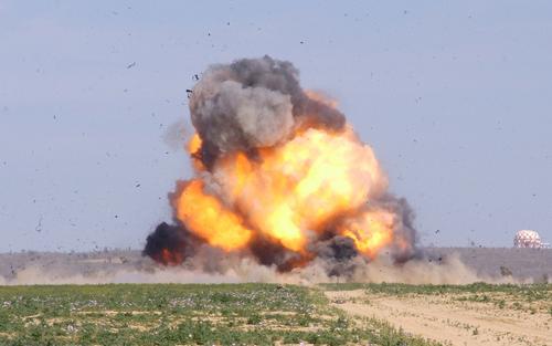 Explosión C4