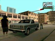 GTA San Andreas Beta Botcat