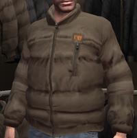 Anorak marrón GTA IV
