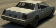 Sabre detrás GTA IV