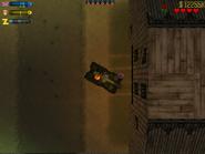 El robo del Tanque 4