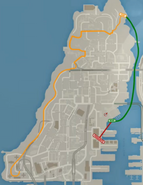 Mapa triatlón 1