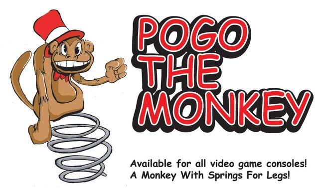 Archivo:Pogo the Monkey Ad.jpg