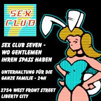 Sex Club Seven Anuncio