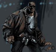 Artwork de un Gangster