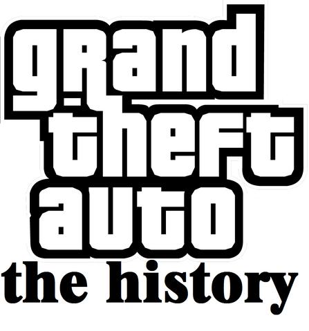 Archivo:GTA Logo history.png
