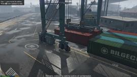Explorar el puerto España42