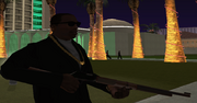 Carl Johnson con un rifle.png