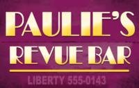 Paulie's Revue Bar logo.png