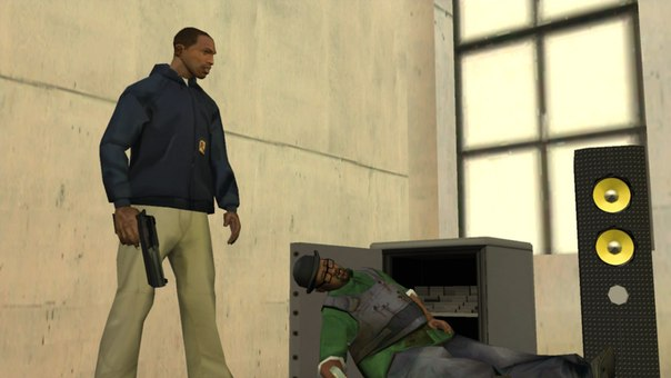 Archivo:GTA San Andreas Beta Mission End Of The Line.jpg