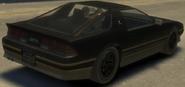 Ruiner detrás GTA IV
